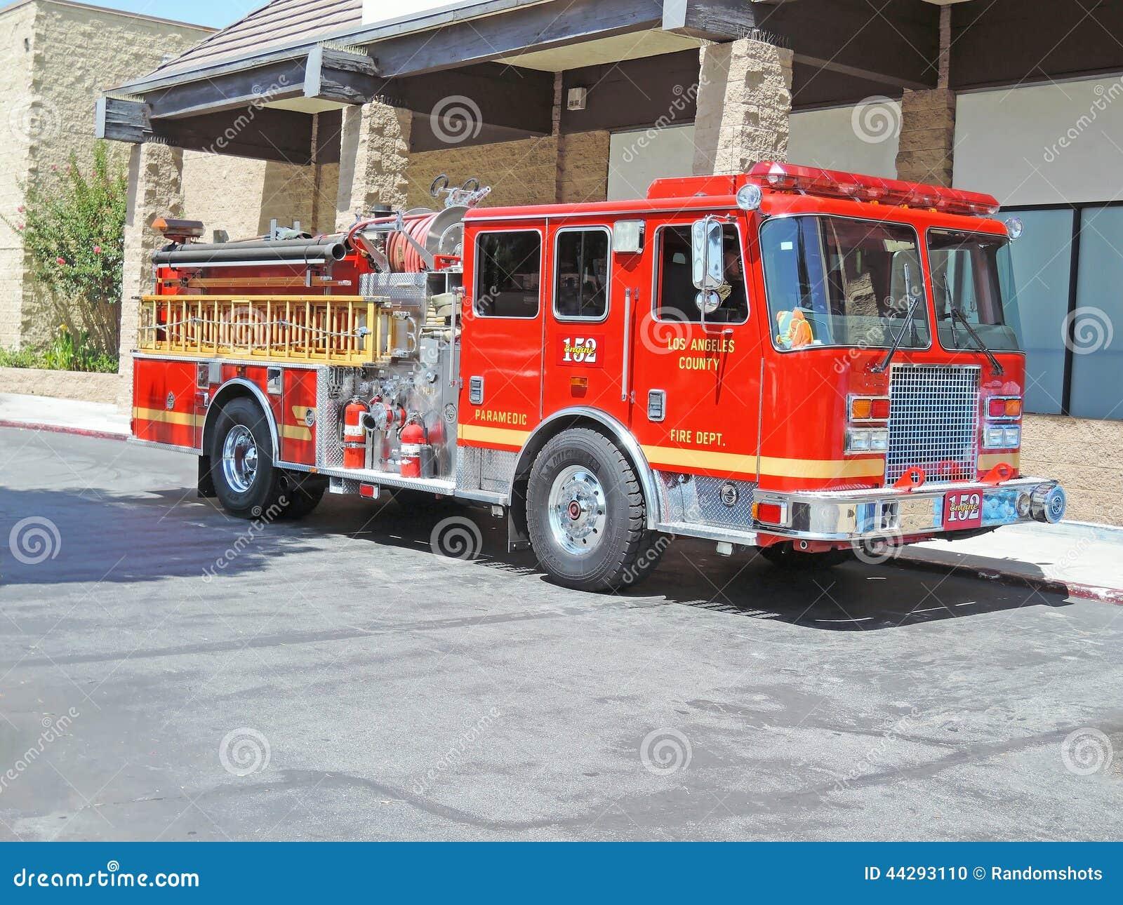 发动机起火救火车老显示