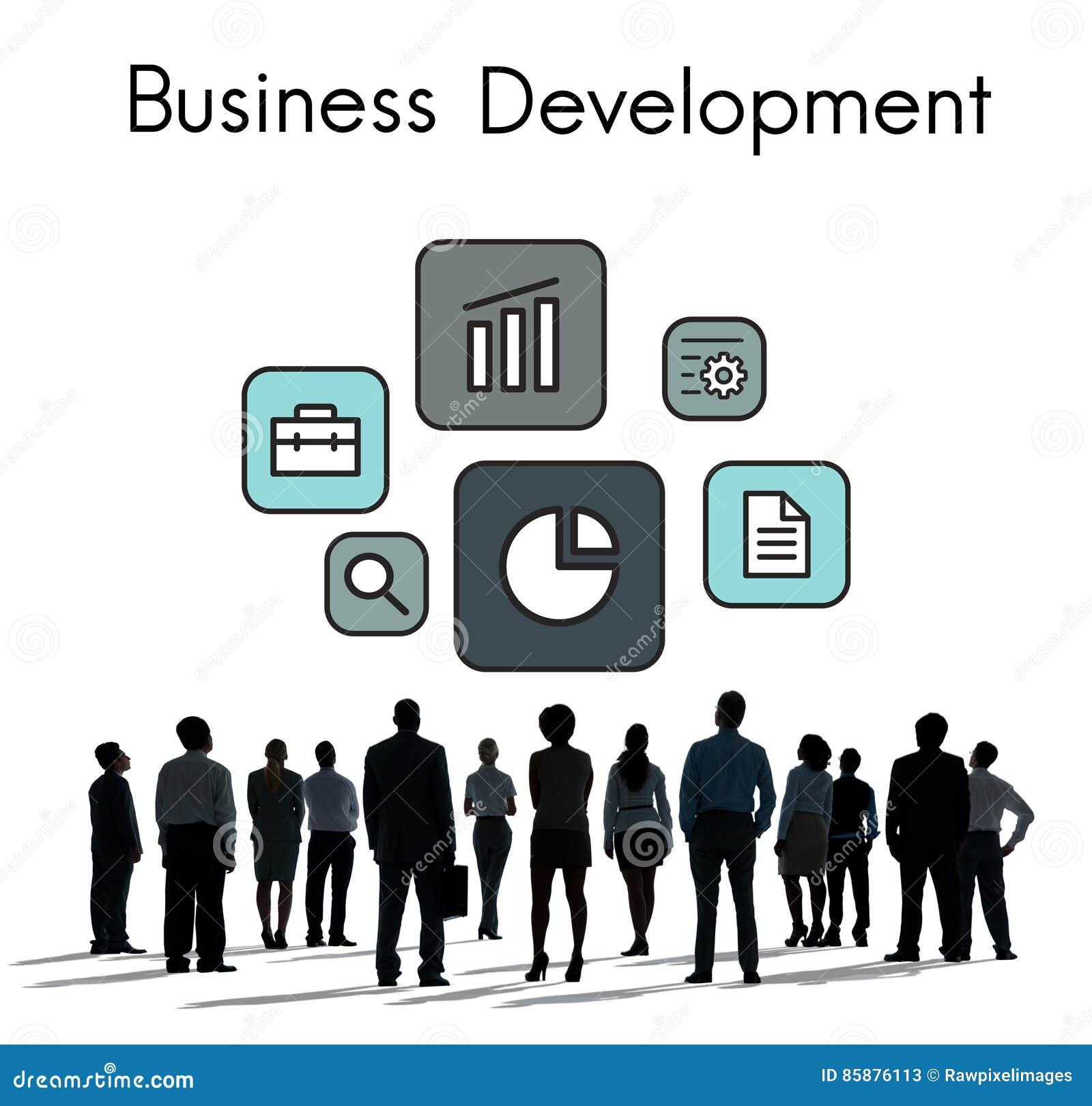 发展投资市场扩展象