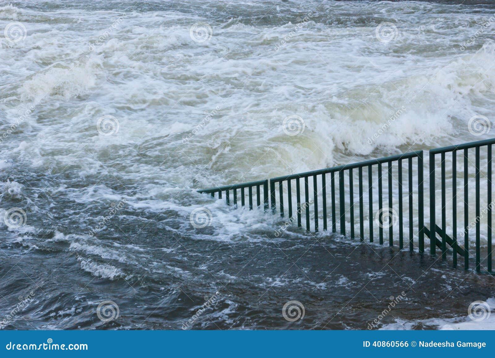 发怒的洪水