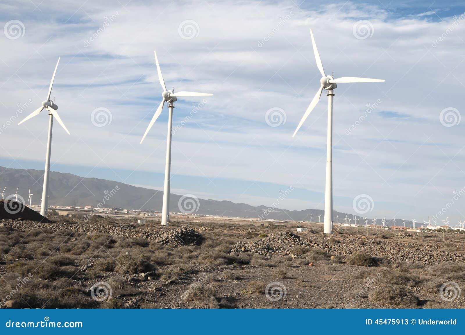 发电器风轮机