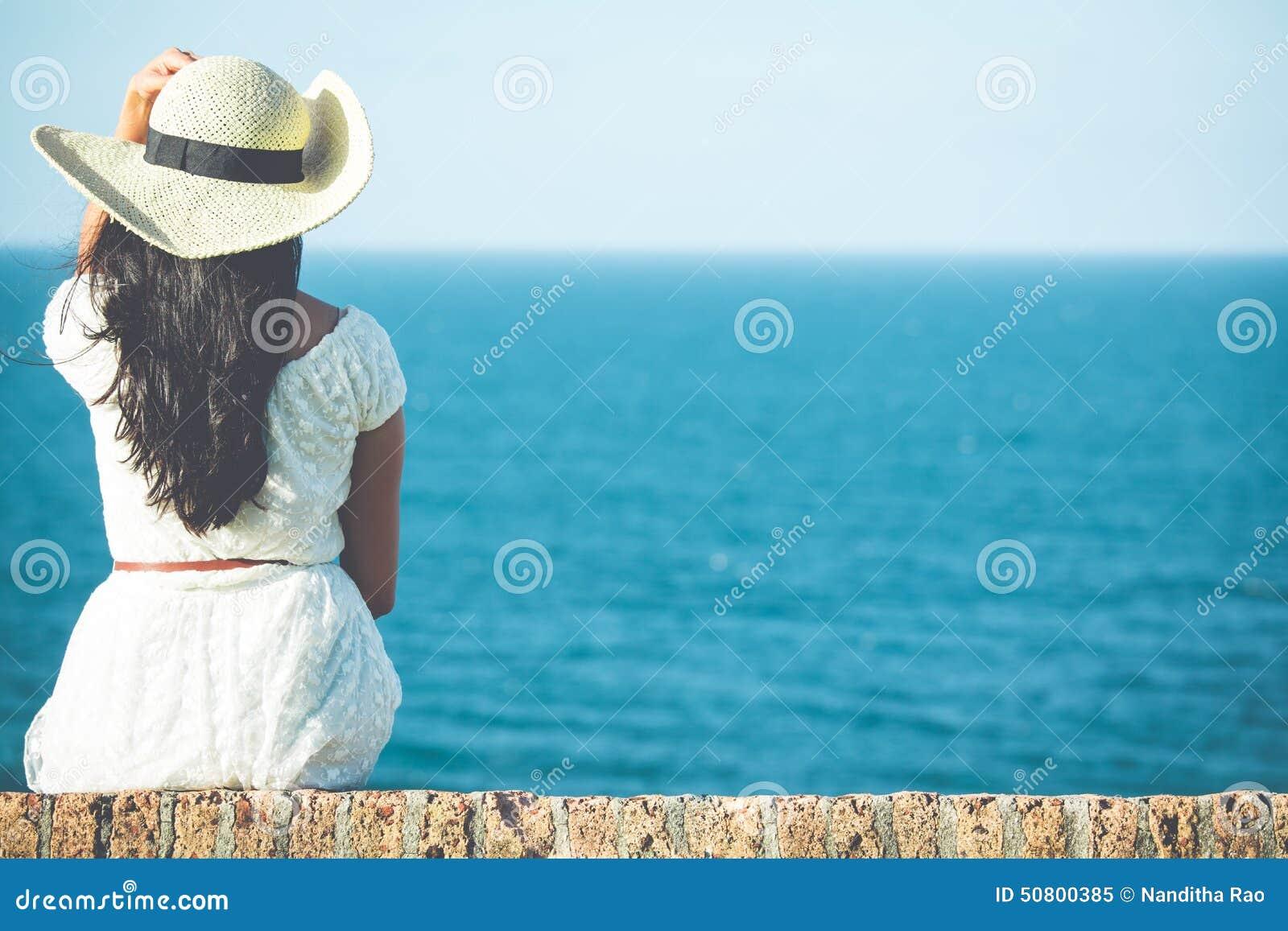 变冷与由海的帽子
