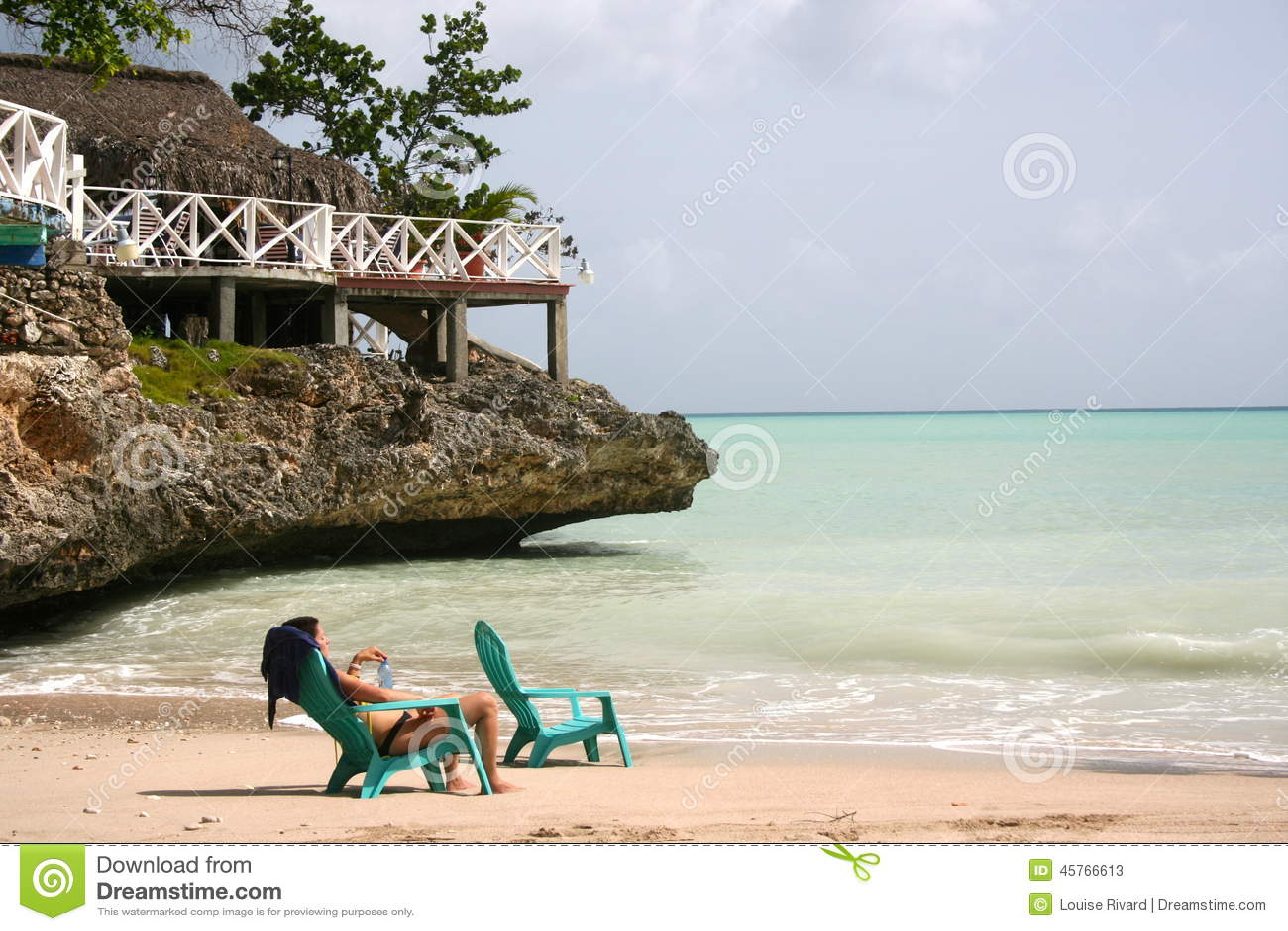 口岸丹尼尔,海地