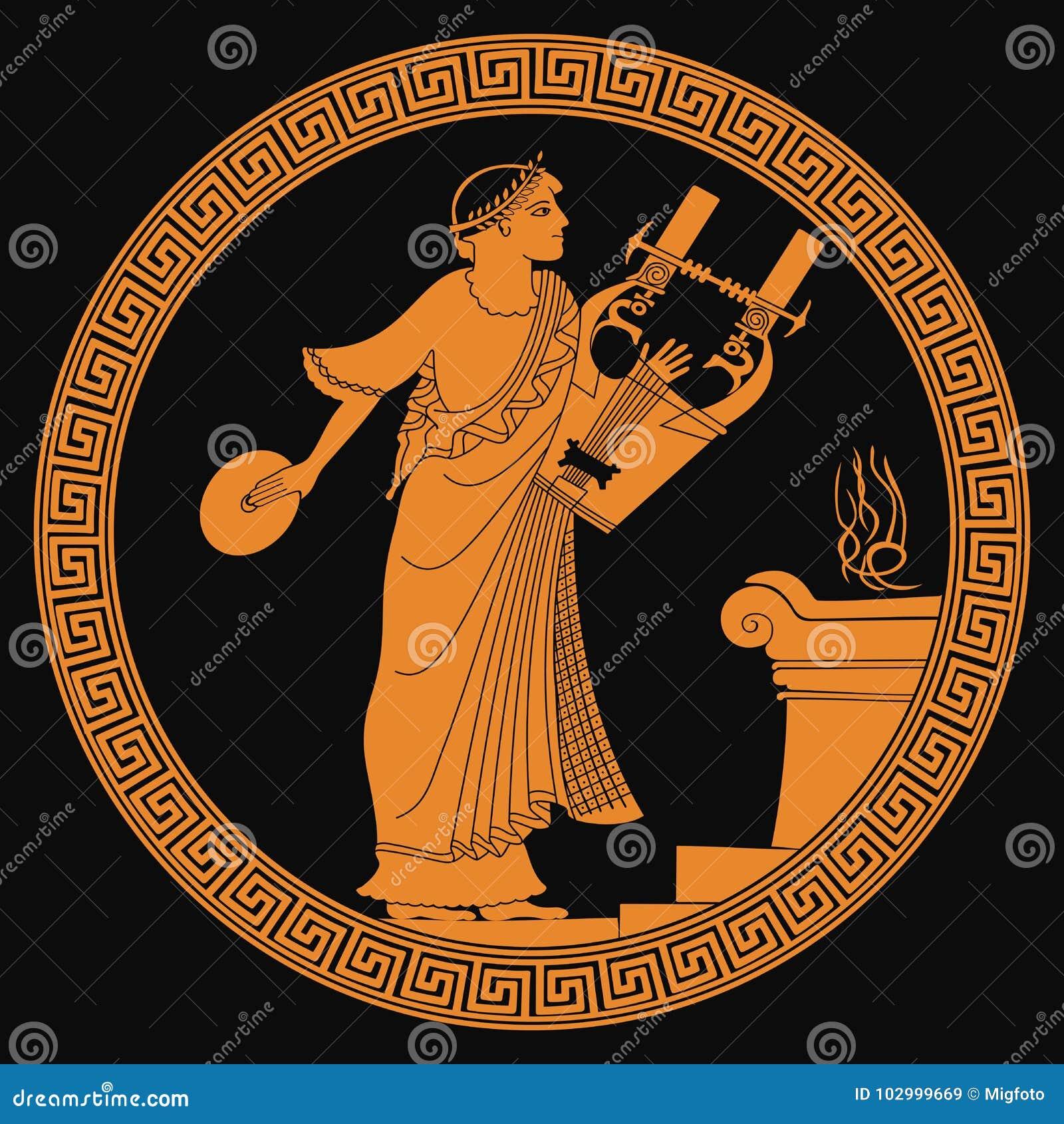 古希腊上帝