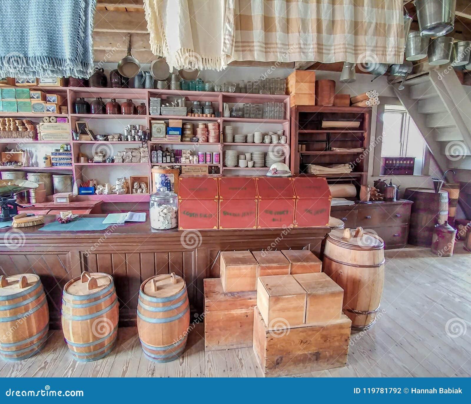 古板的百货商店-旧世界威斯康辛