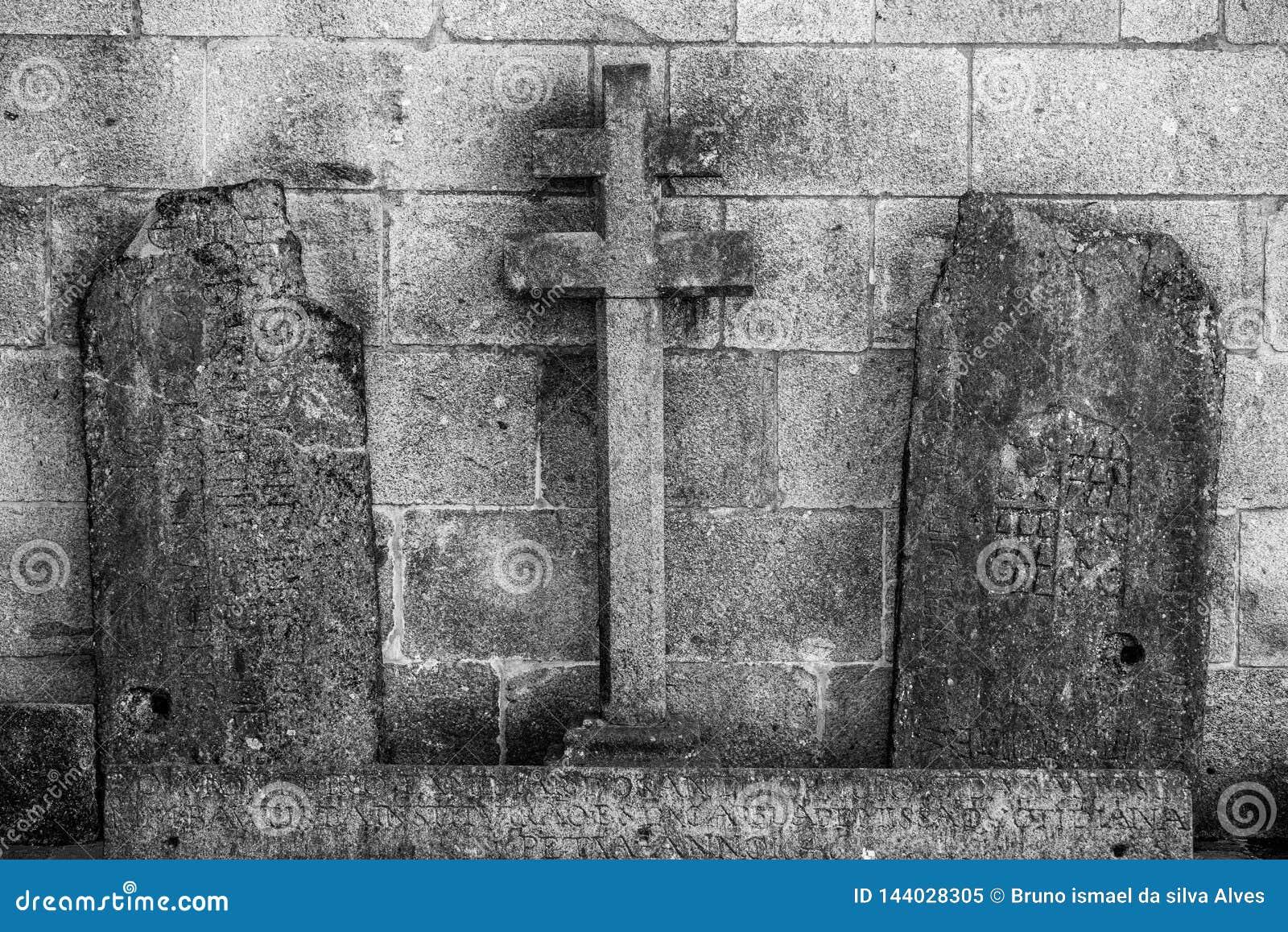 古老石雕塑面孔,拉格