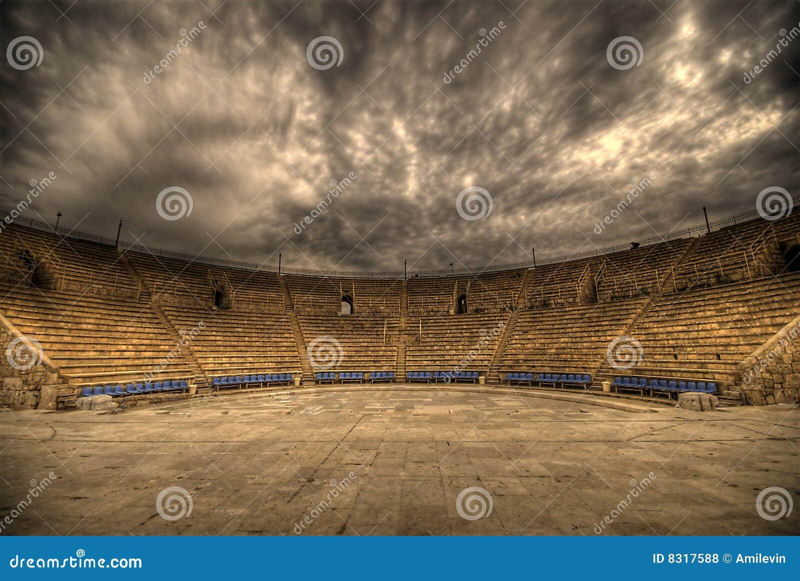 古老colosseum