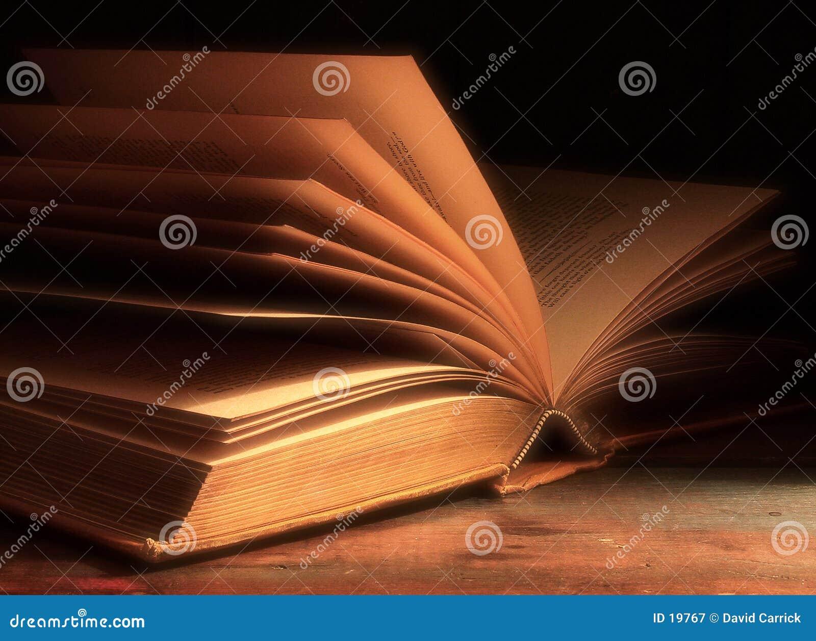 古色古香的书