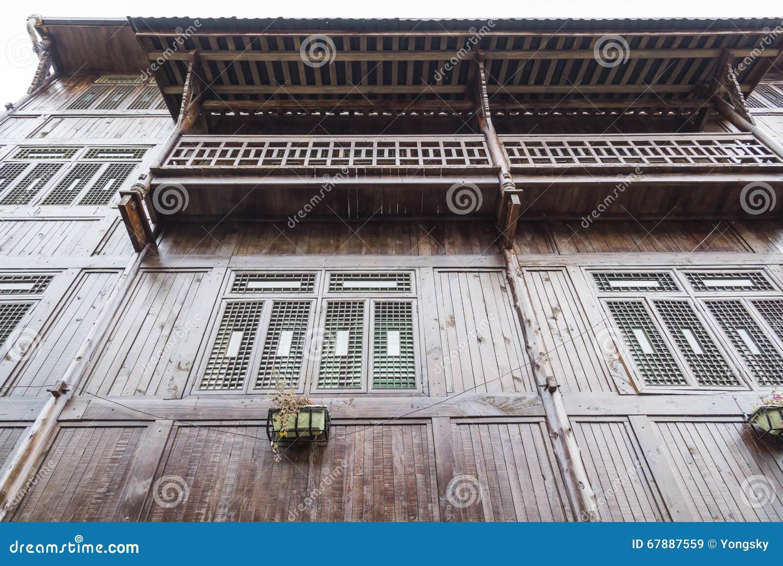 古色古香的大厦