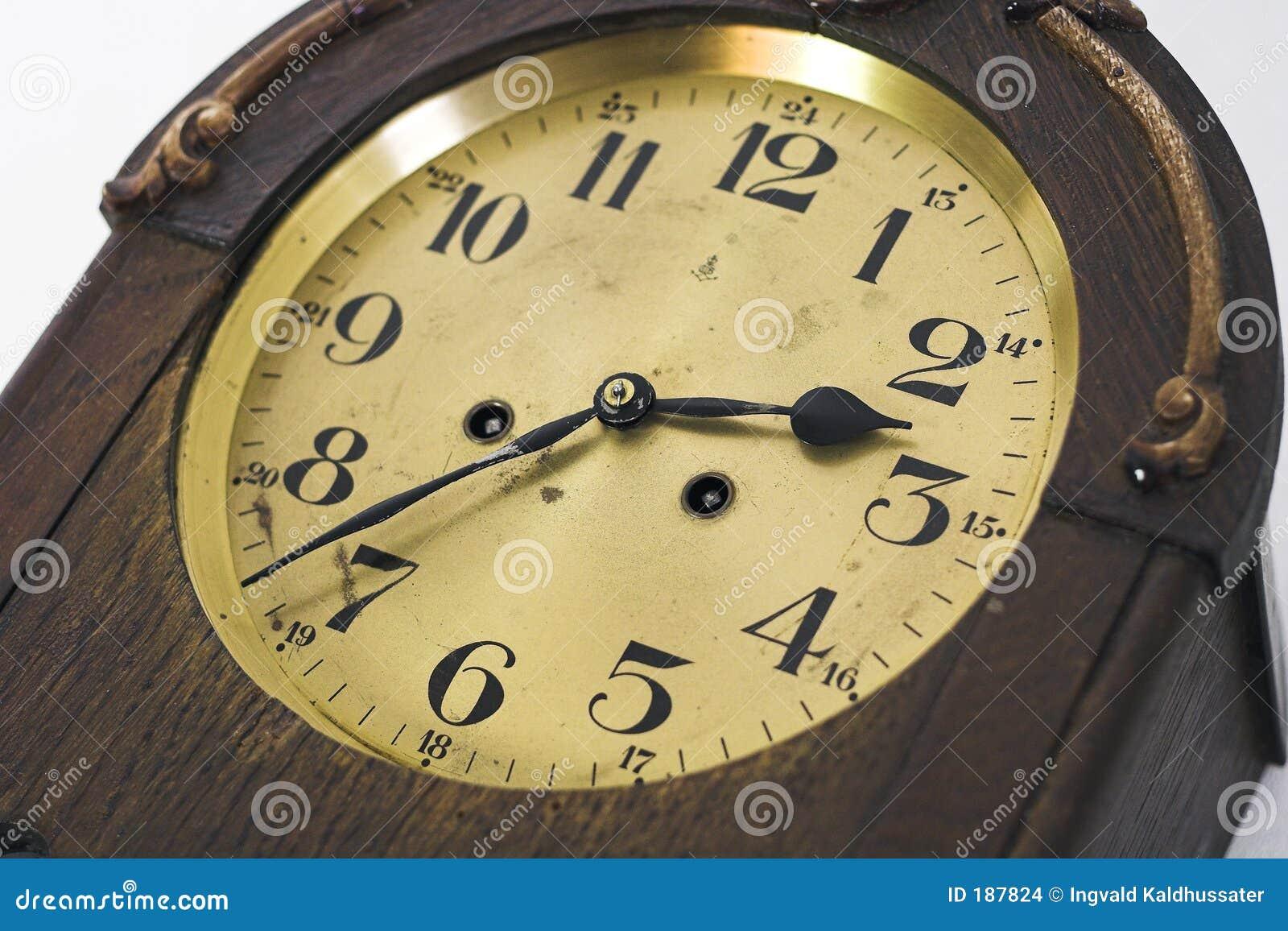 古色古香的时钟ii