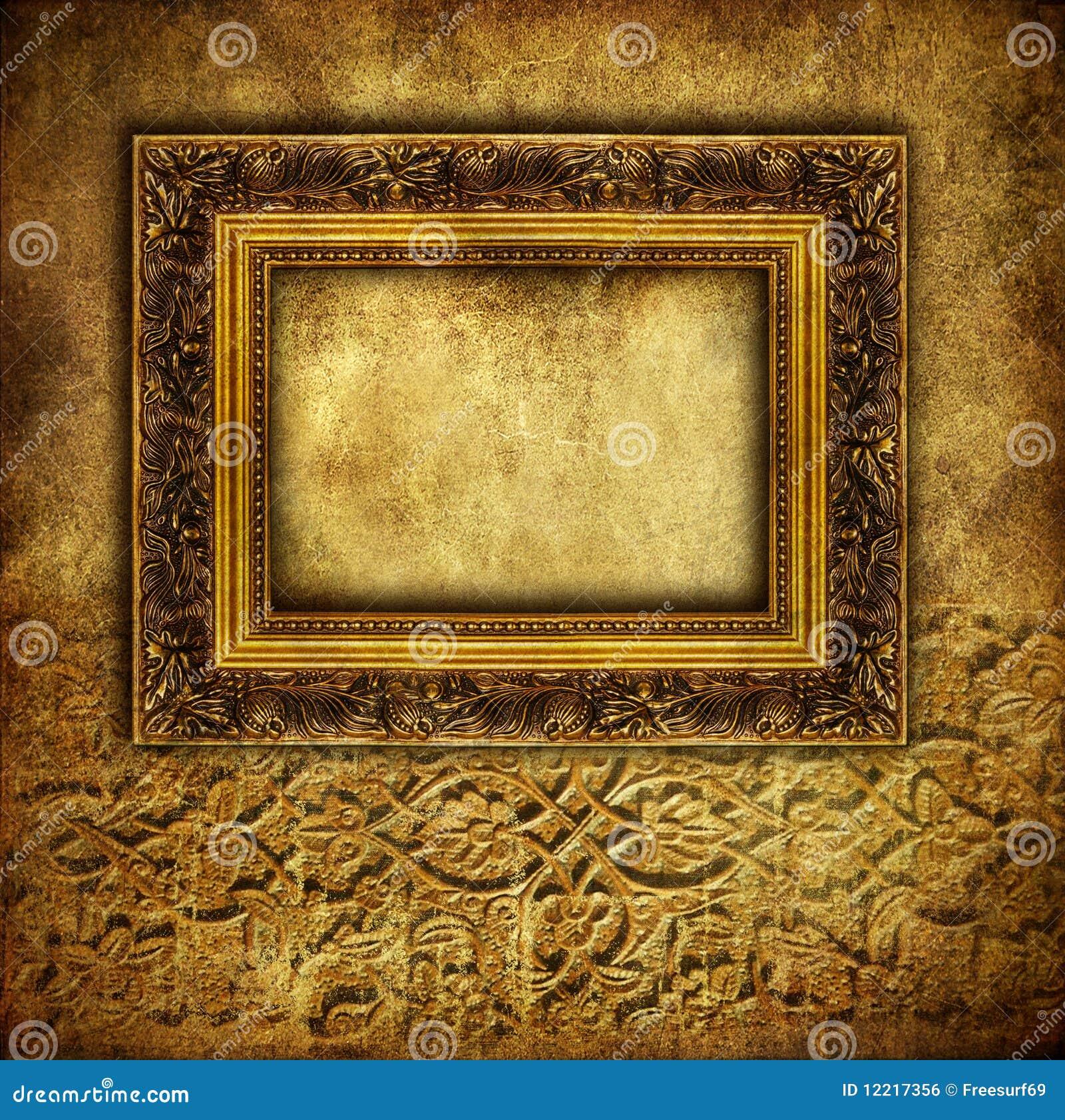 古色古香的框架