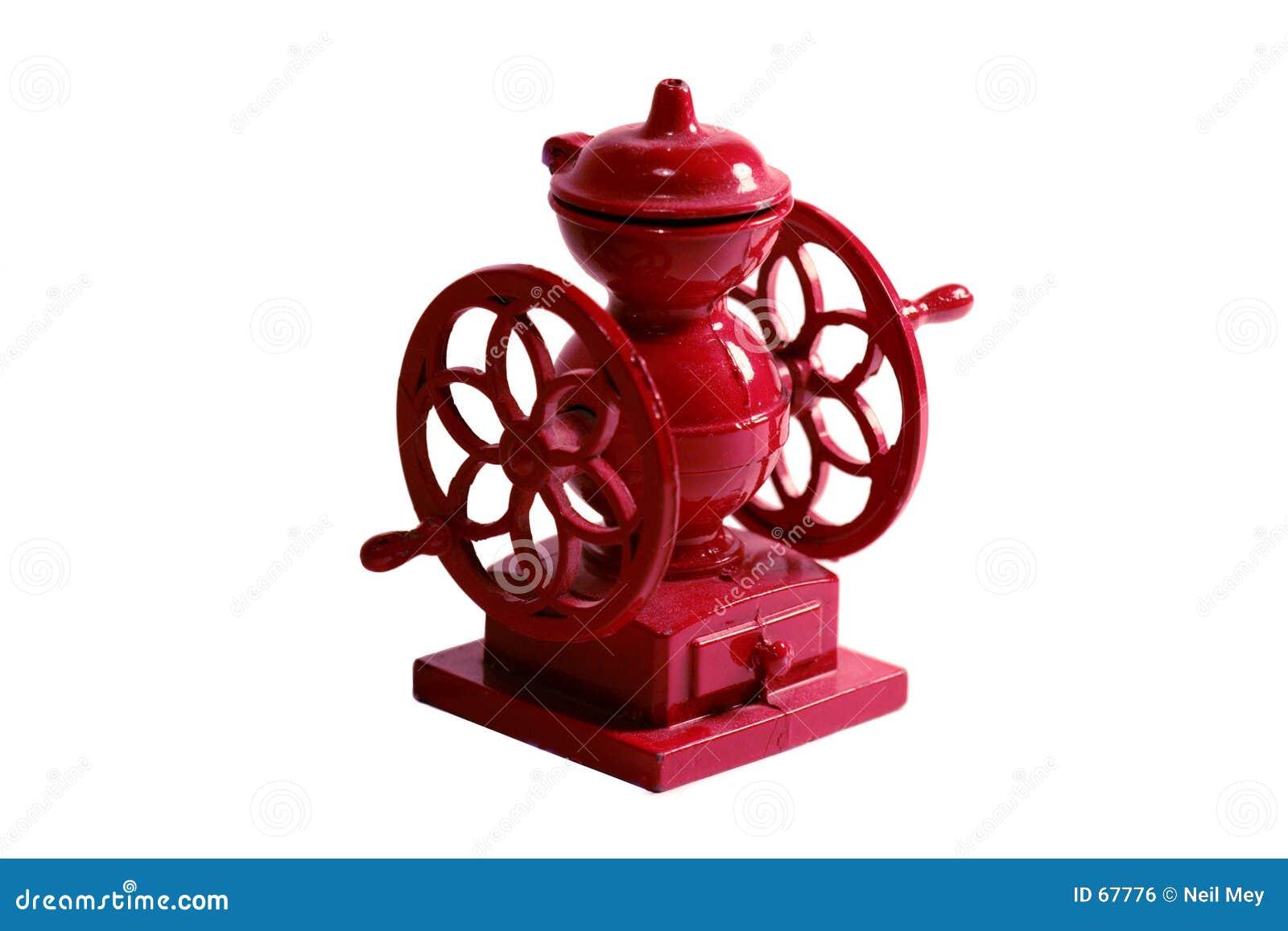 古色古香的磨咖啡器