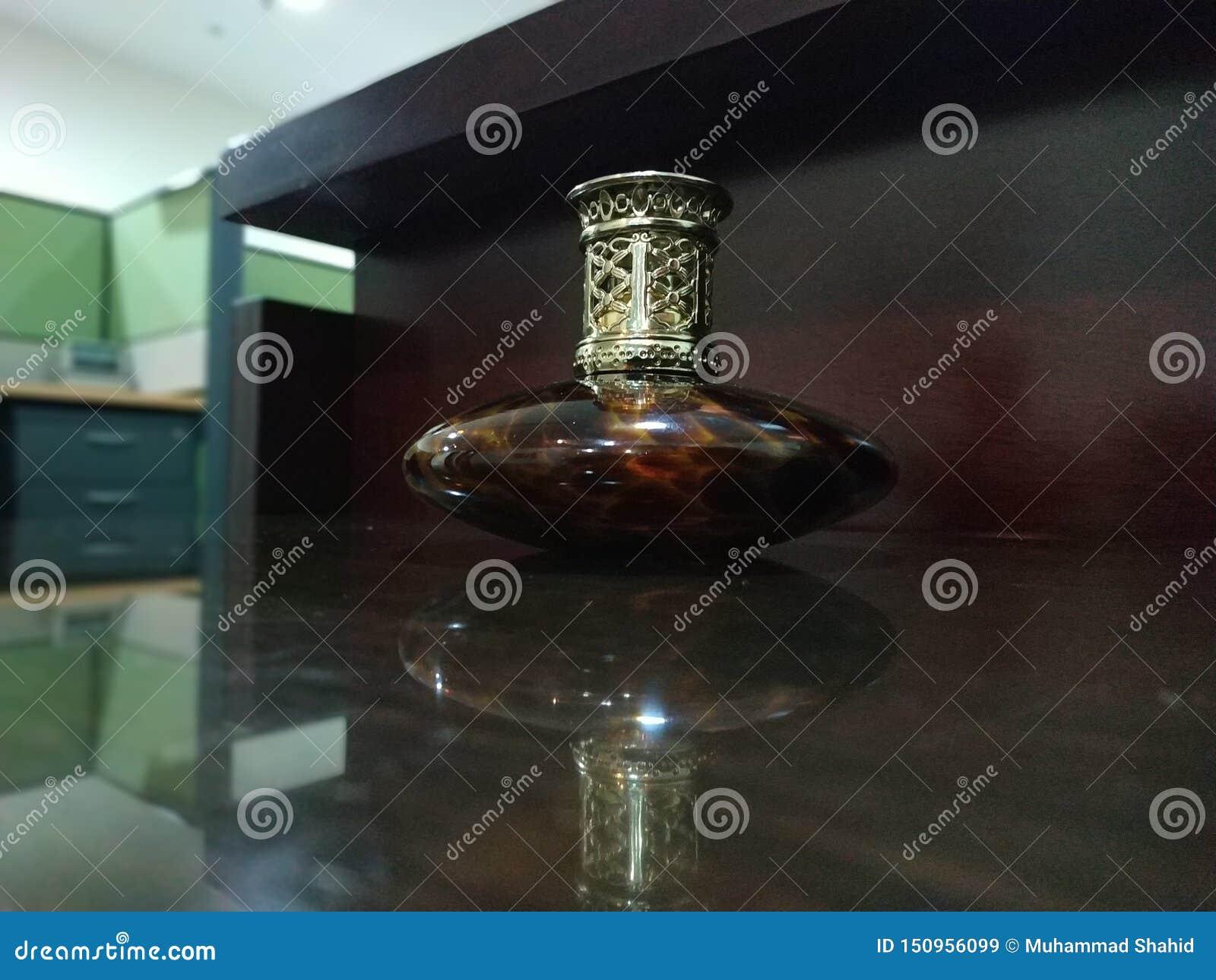 古色古香的装饰室内办公桌