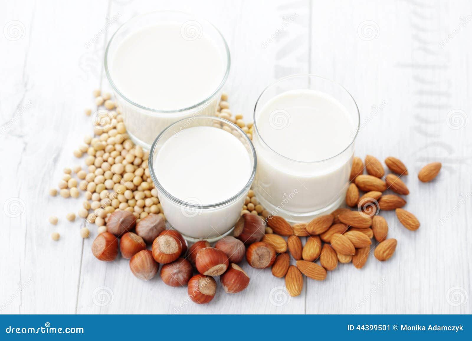 另外素食主义者牛奶