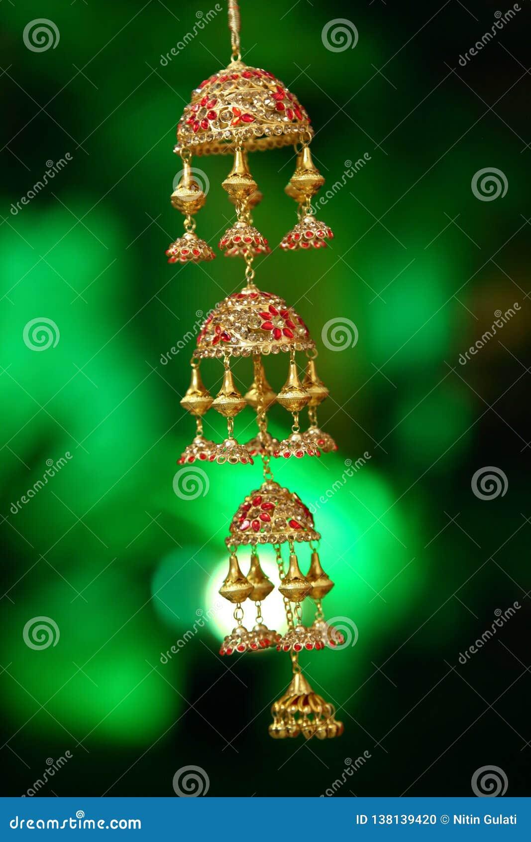 叫作Kaleerein的新娘材料在印度
