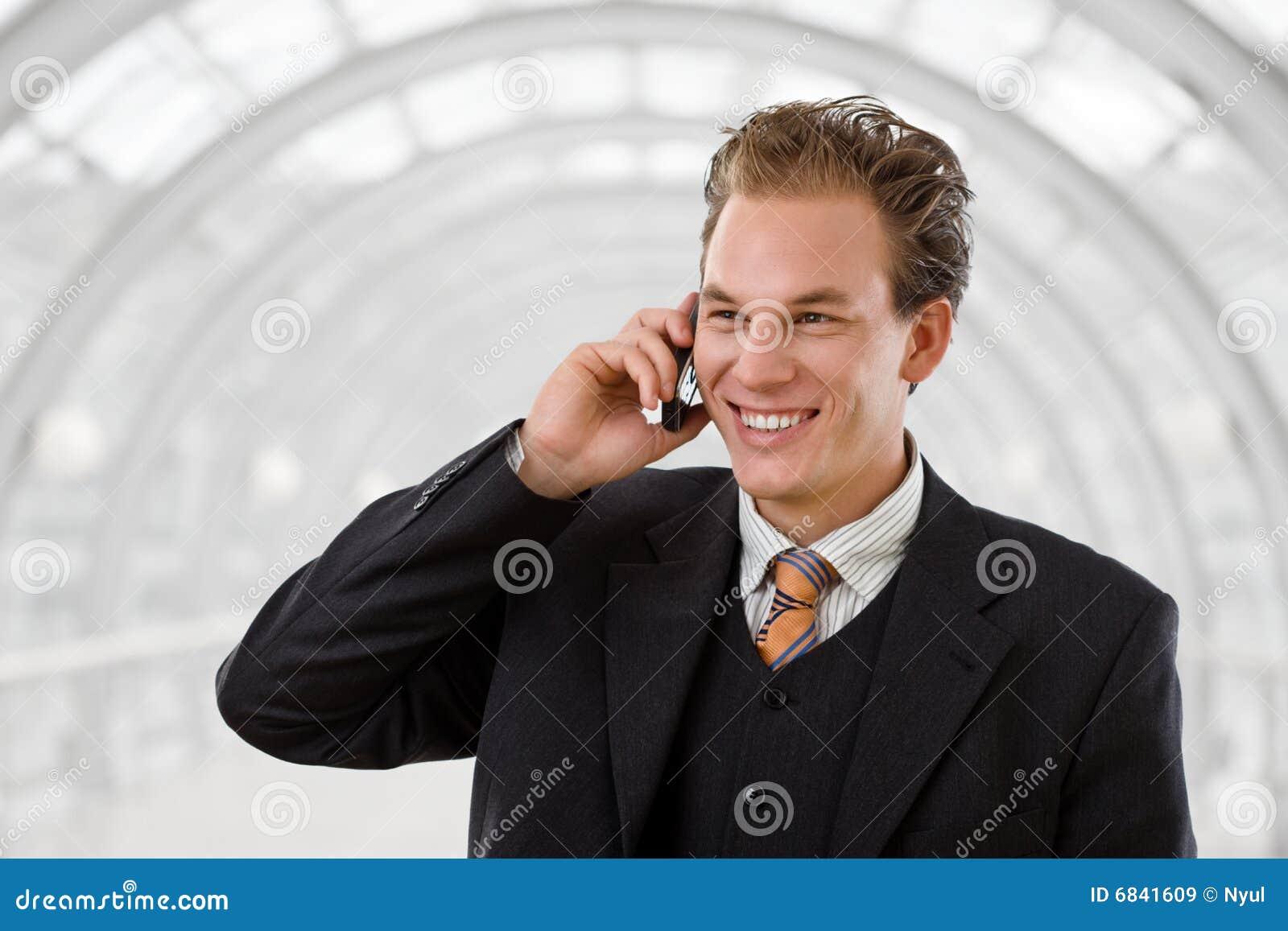 叫的生意人电话