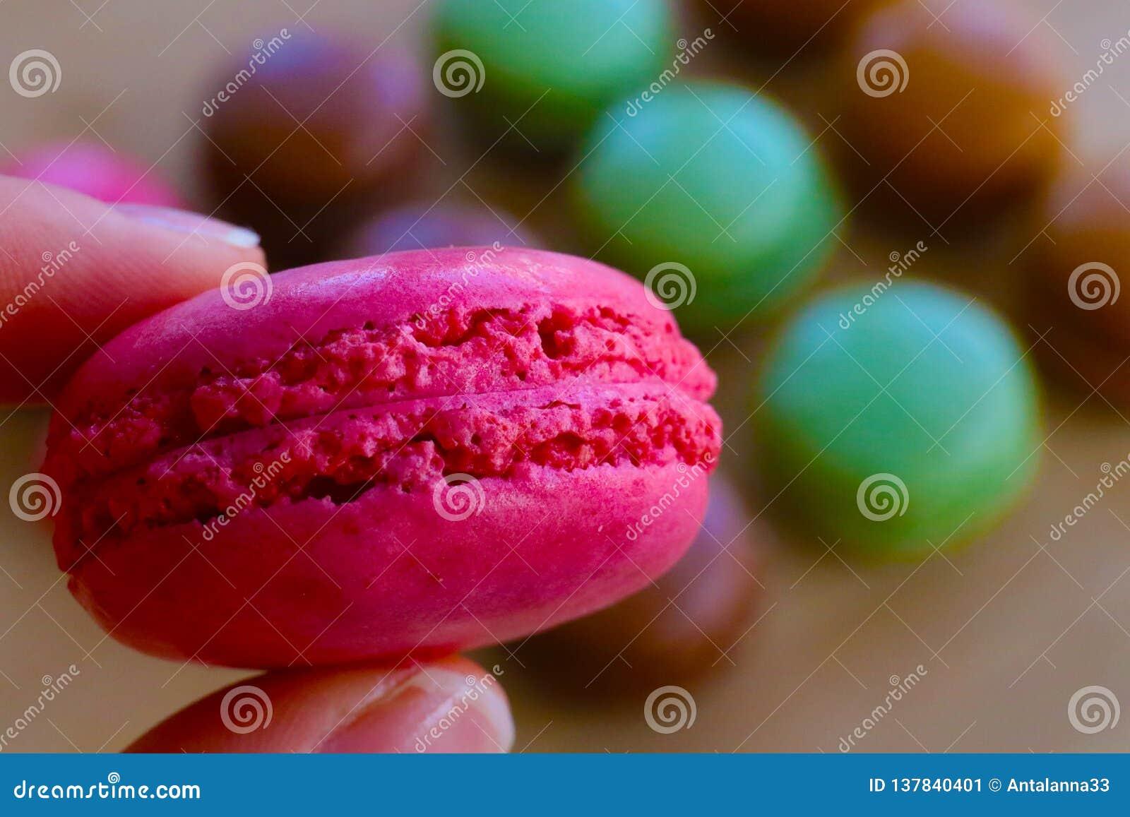 可口macarons冒汗的生活