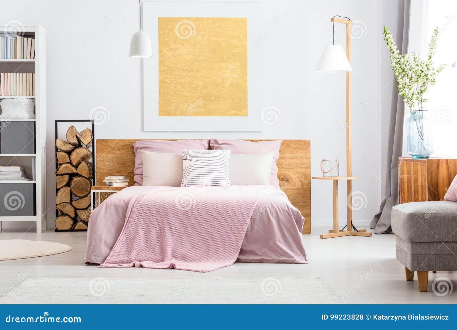可爱的经典卧室