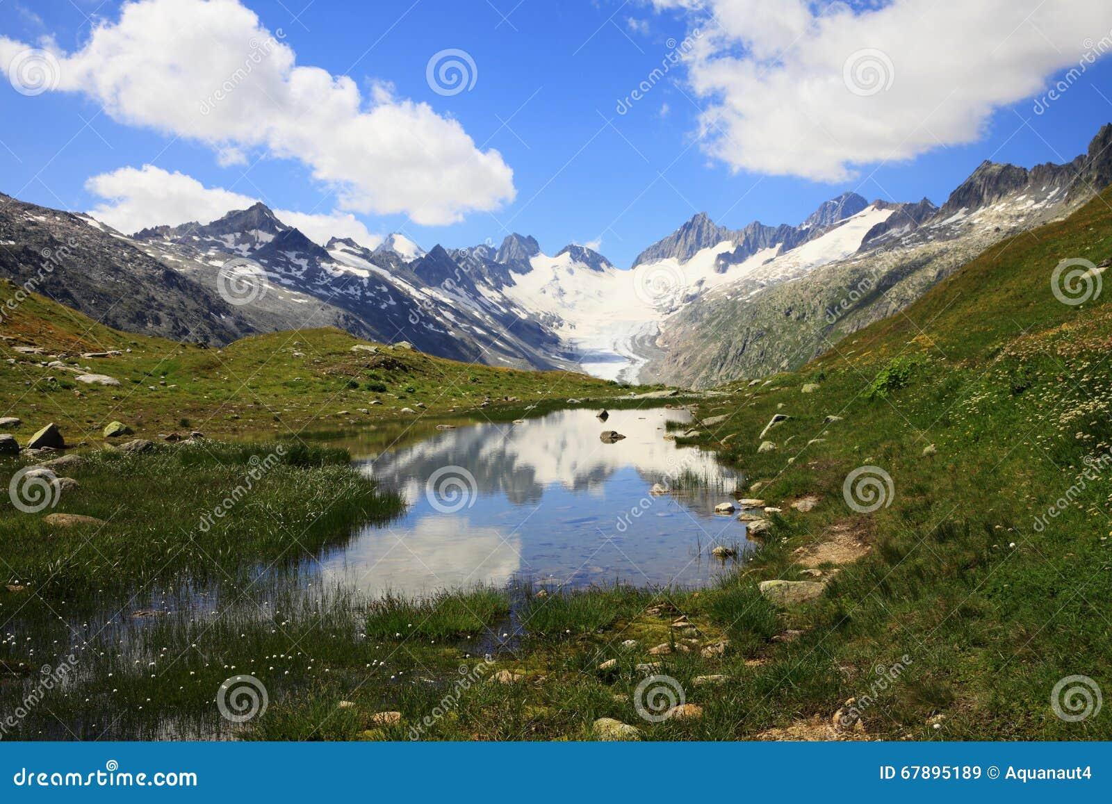 可西嘉岛科西嘉岛creno de法国LAC湖山山