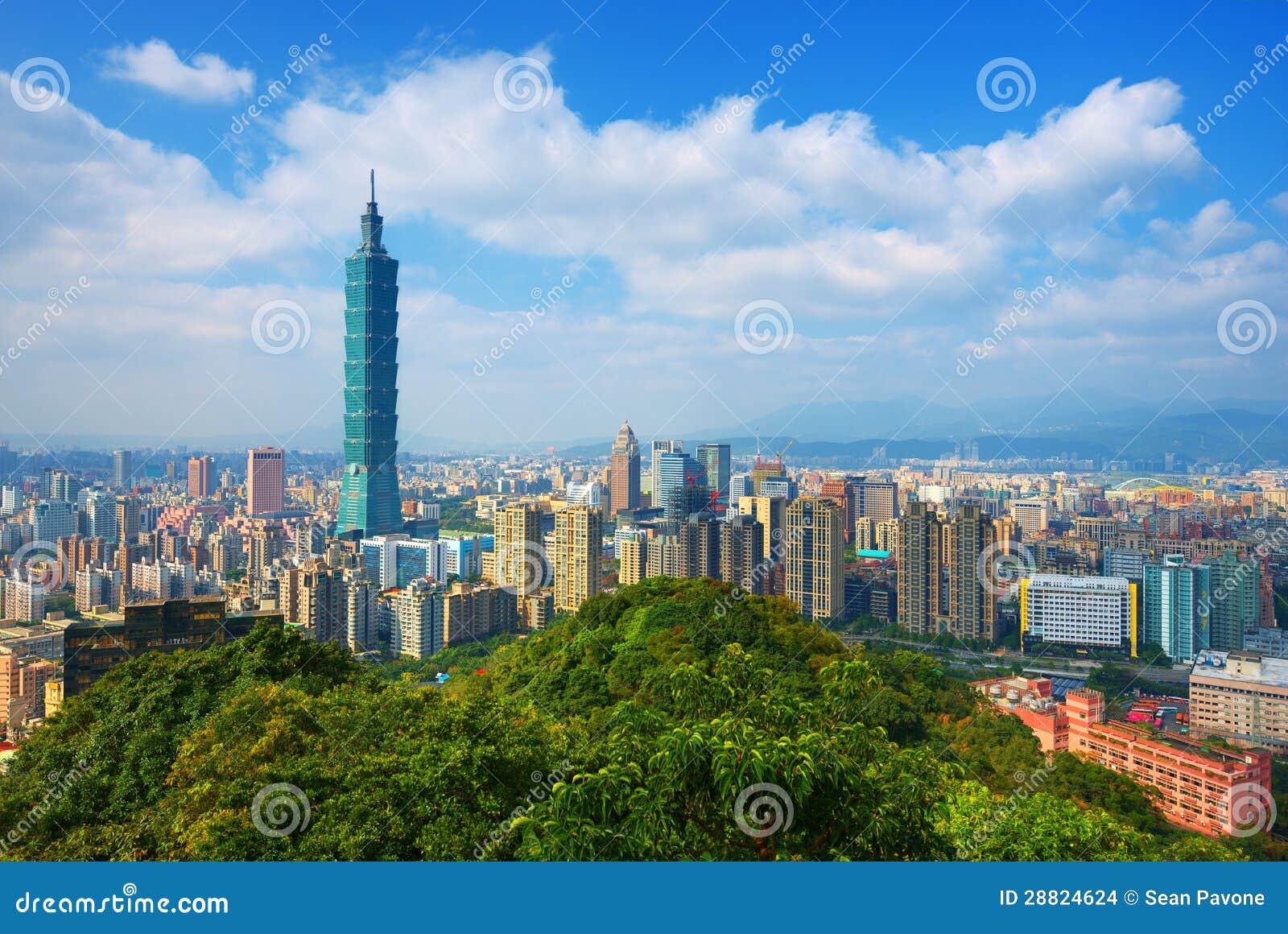 台北地平线
