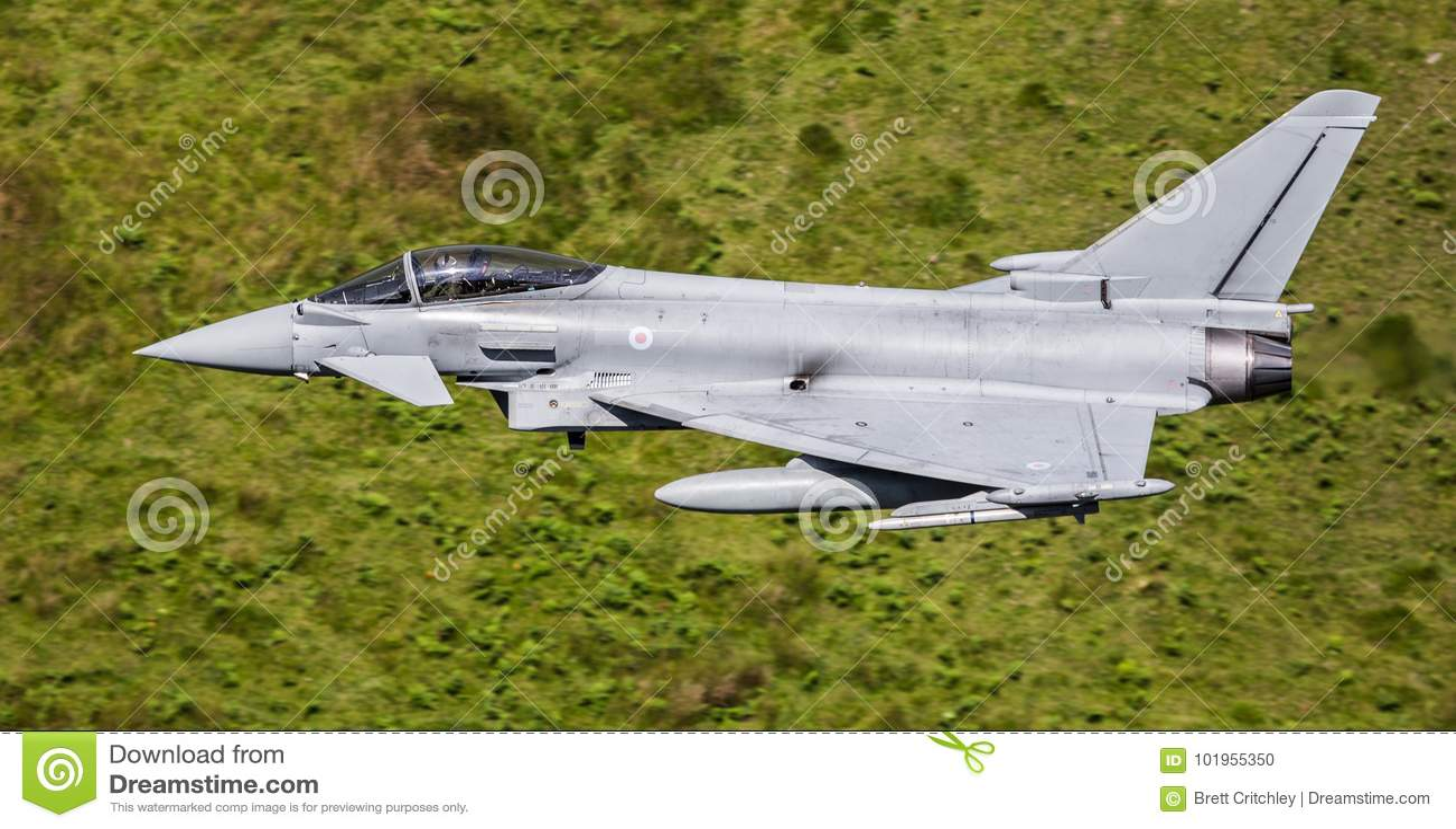 台风战斗机喷气机