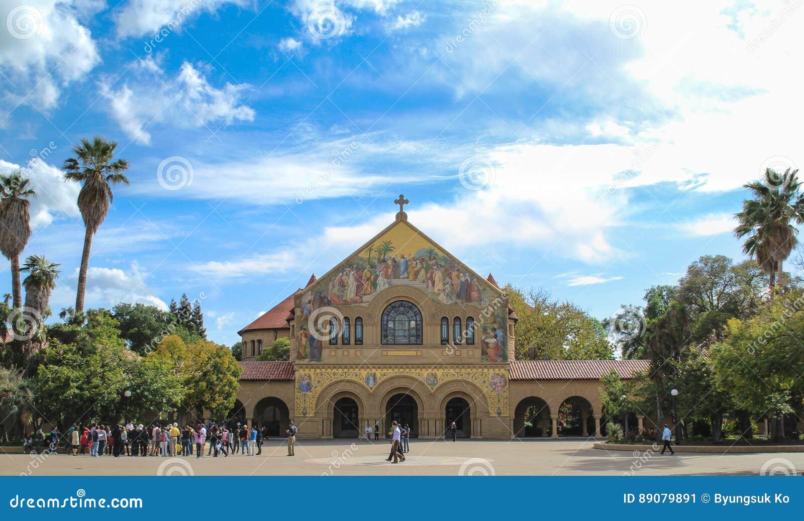 史丹福大学的纪念教会