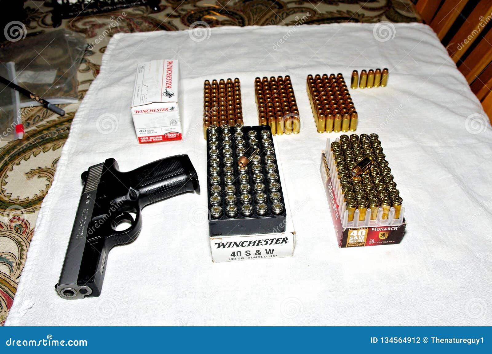 史密斯威森斯格码显示与箱温却斯德弹药
