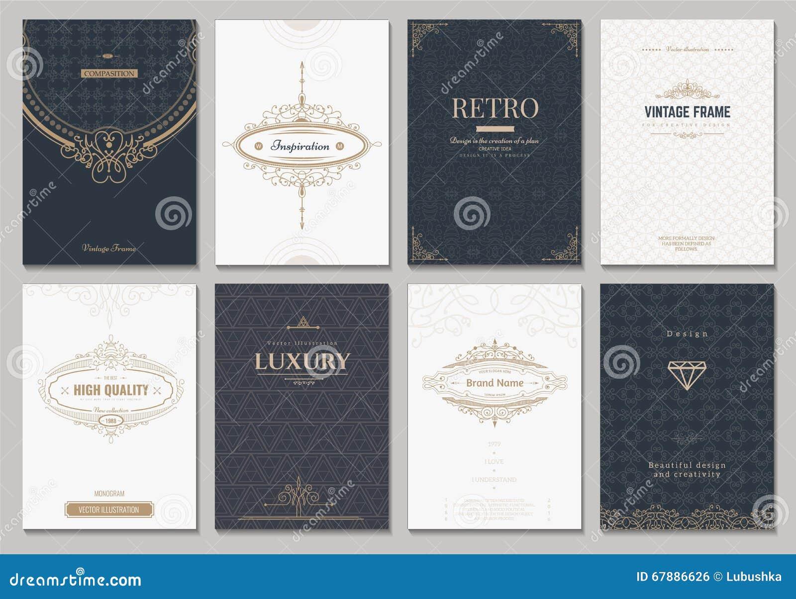 组合图案创造性的卡片