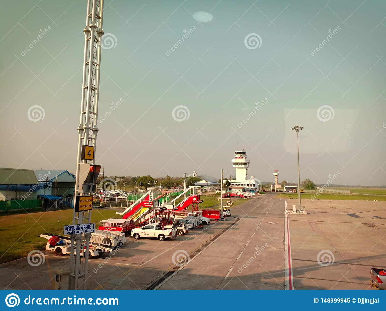 合艾国际机场