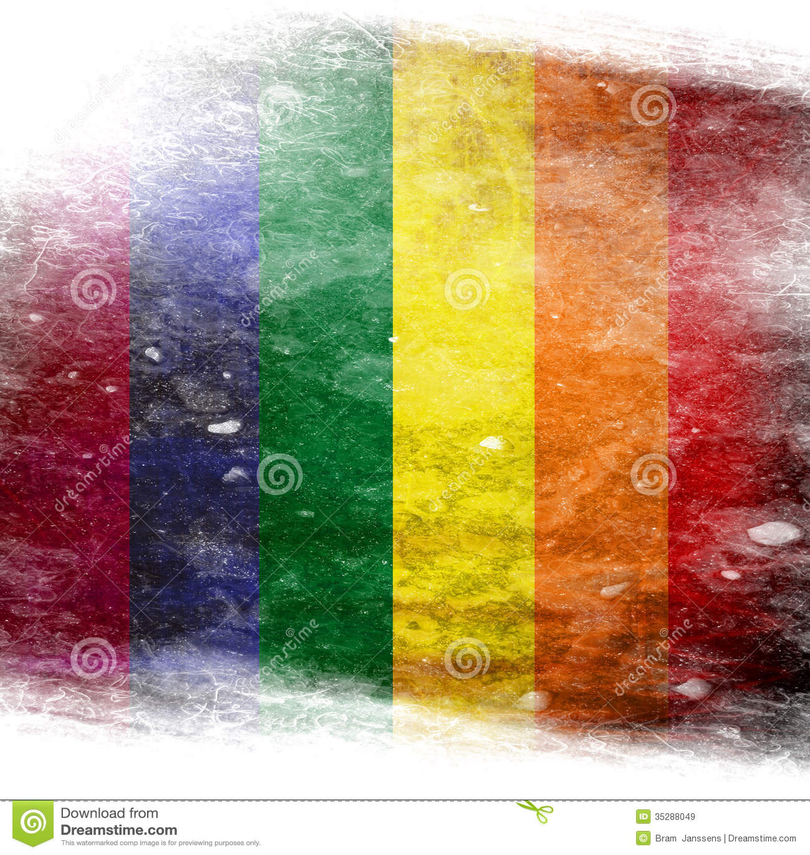 同性恋自豪日旗子