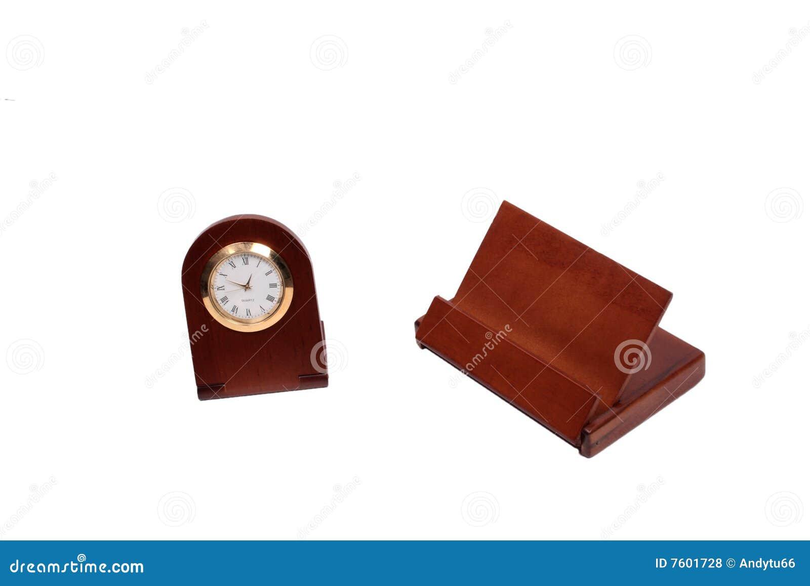 名片开放时钟的持有人