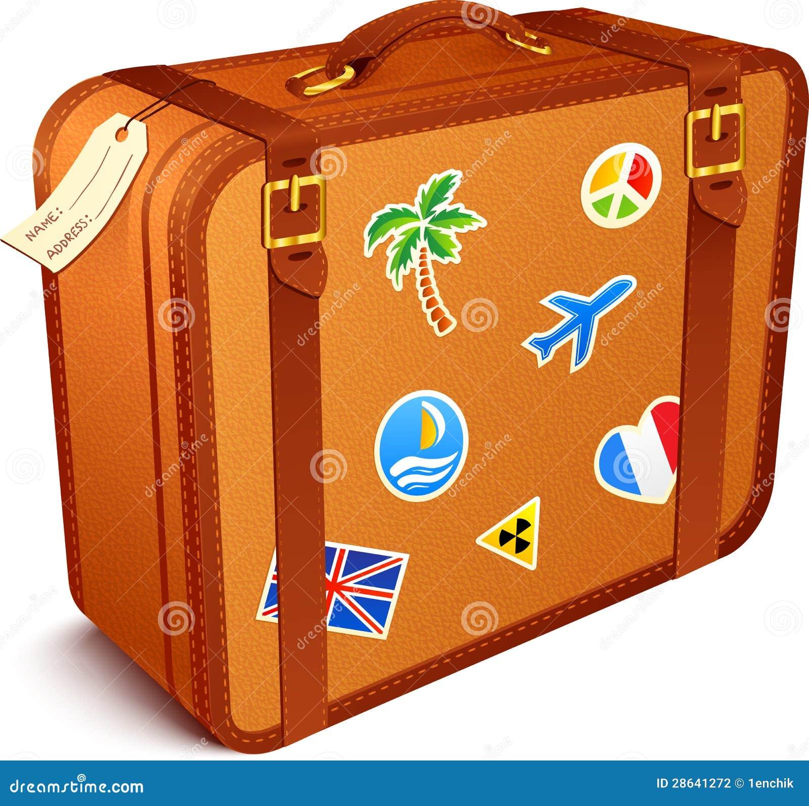 vintage kuffert