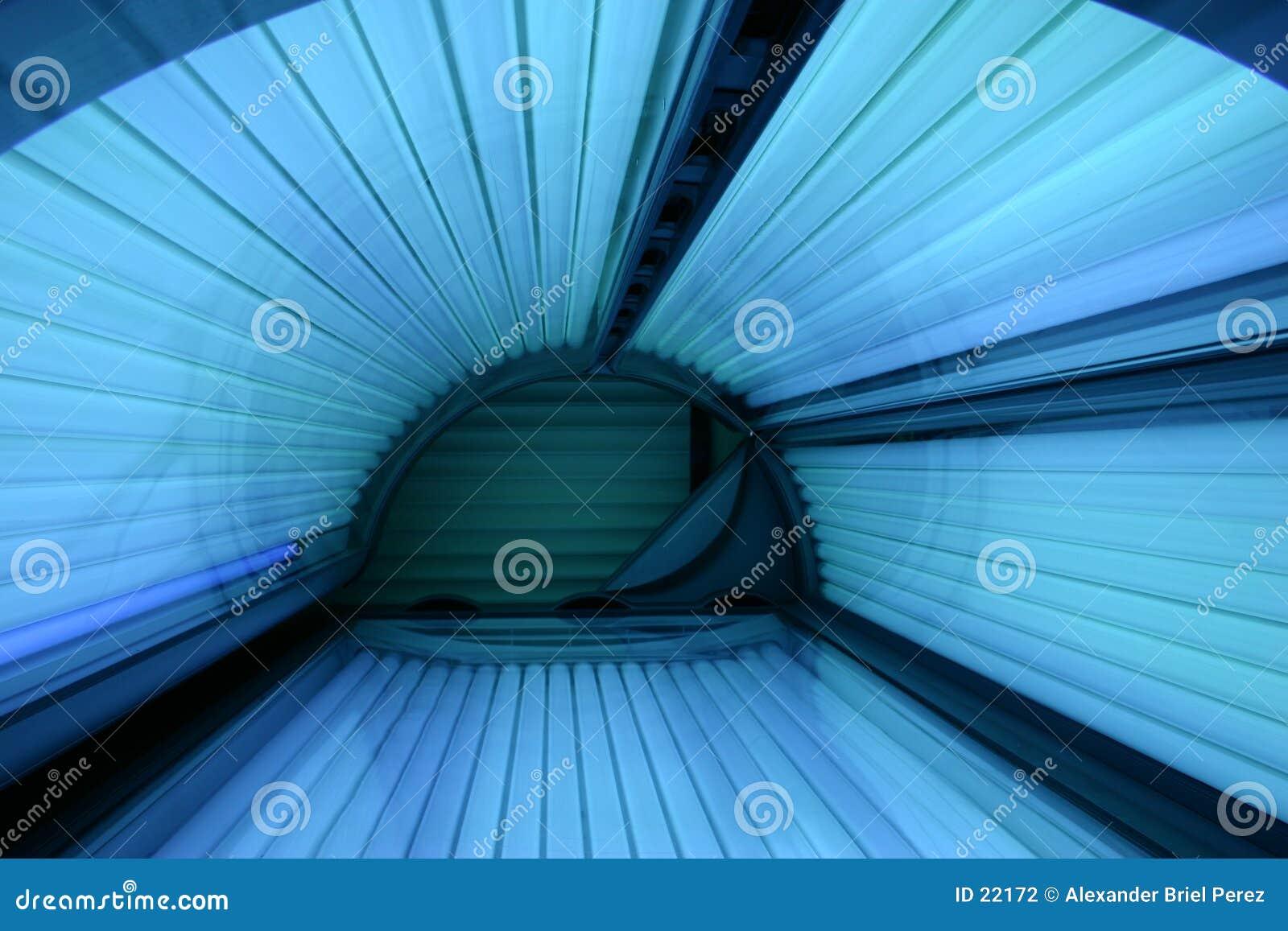 启用的日光浴室