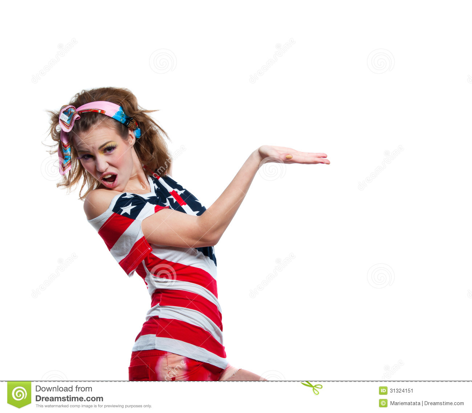 zooskool美国女孩_呼喊的美国女孩