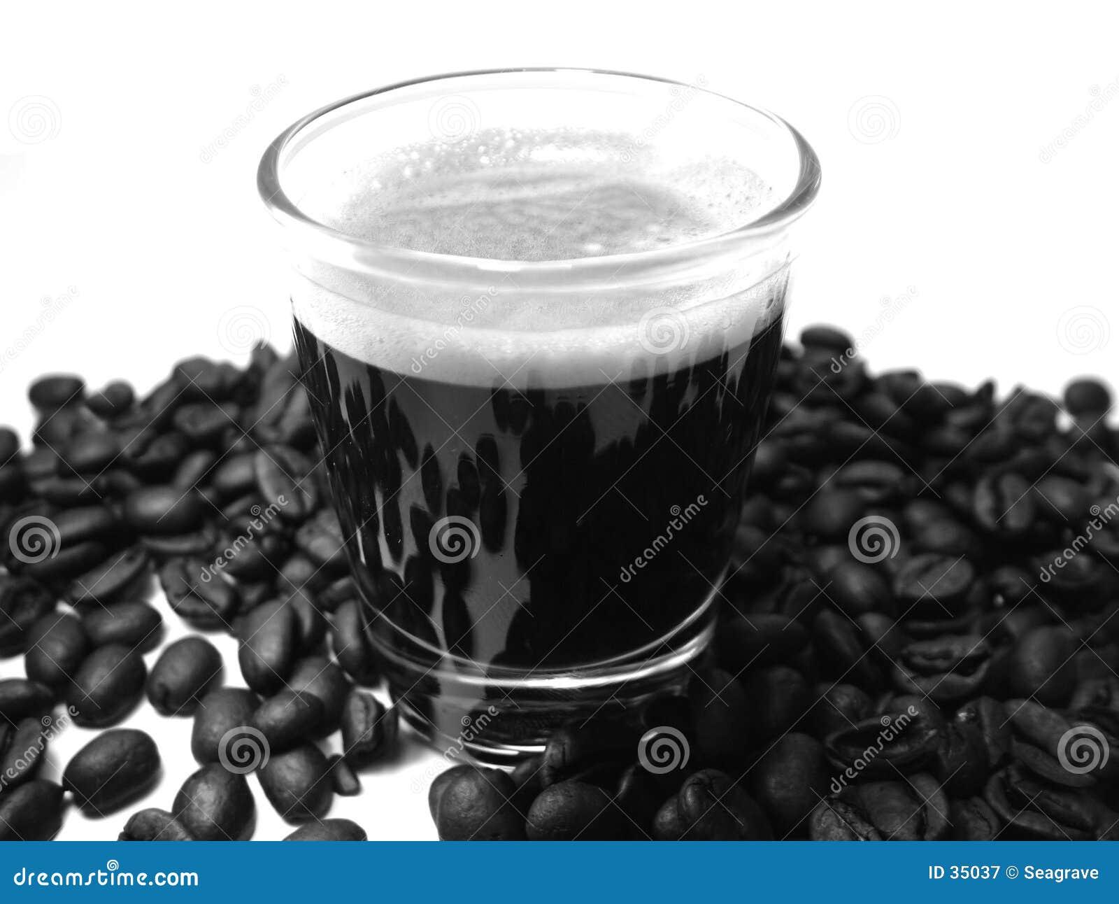 咖啡浓咖啡