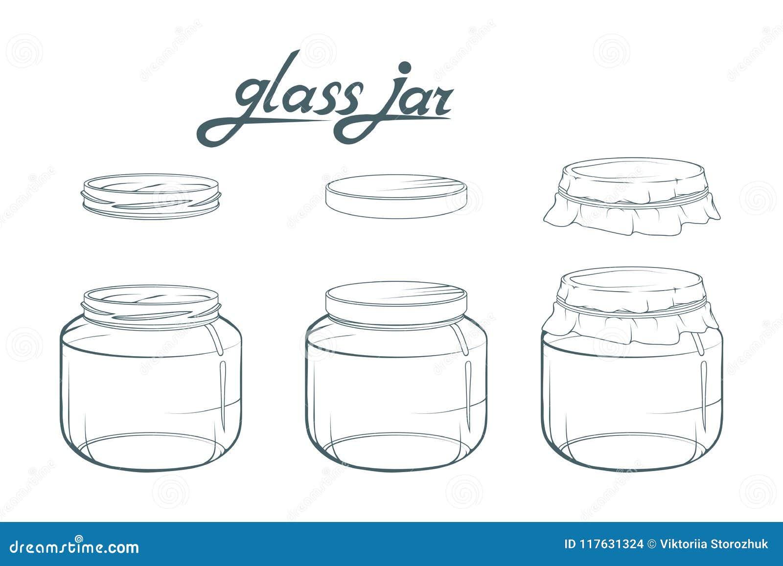 咖啡玉米玻璃瓶子溢出的表 手拉的瓶子 玻璃瓶子字法