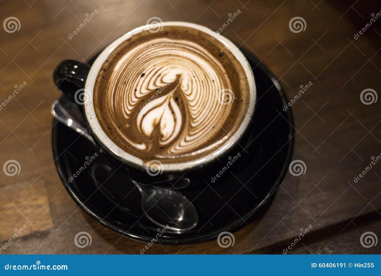 咖啡艺术葡萄酒杯子