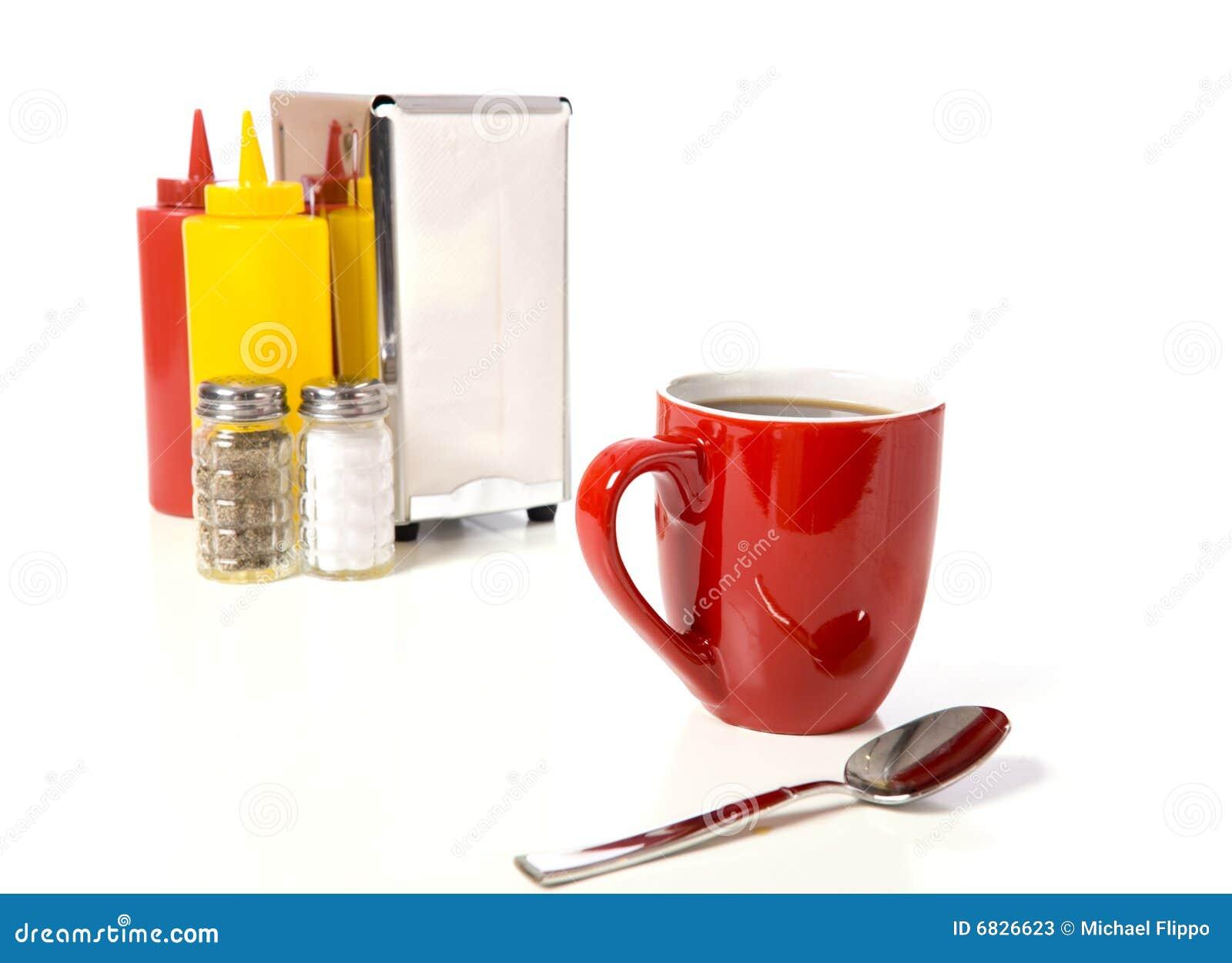 咖啡馆咖啡店桌面