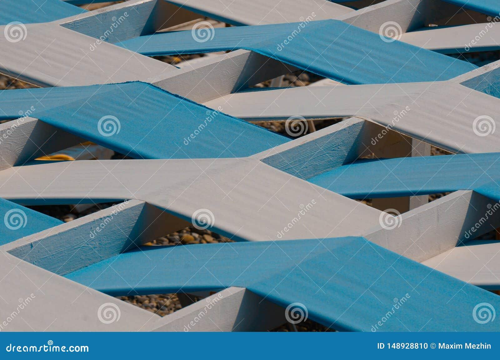 咖啡馆蓝色屋顶