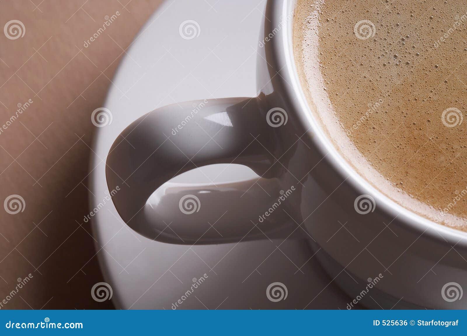 Download 咖啡kaffeezeit时间 库存照片. 图片 包括有 杯子, 陶瓷, 口味, 混合物, 牛奶, 商品, 陶器 - 525636