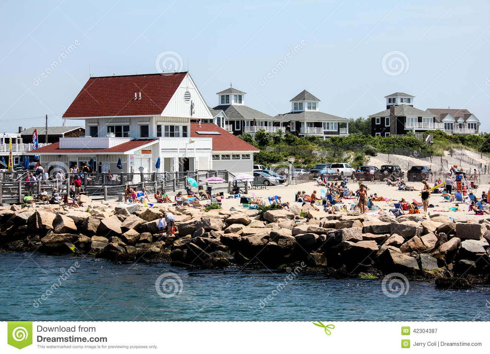 咸盐水国家海滩, Narragansett, RI