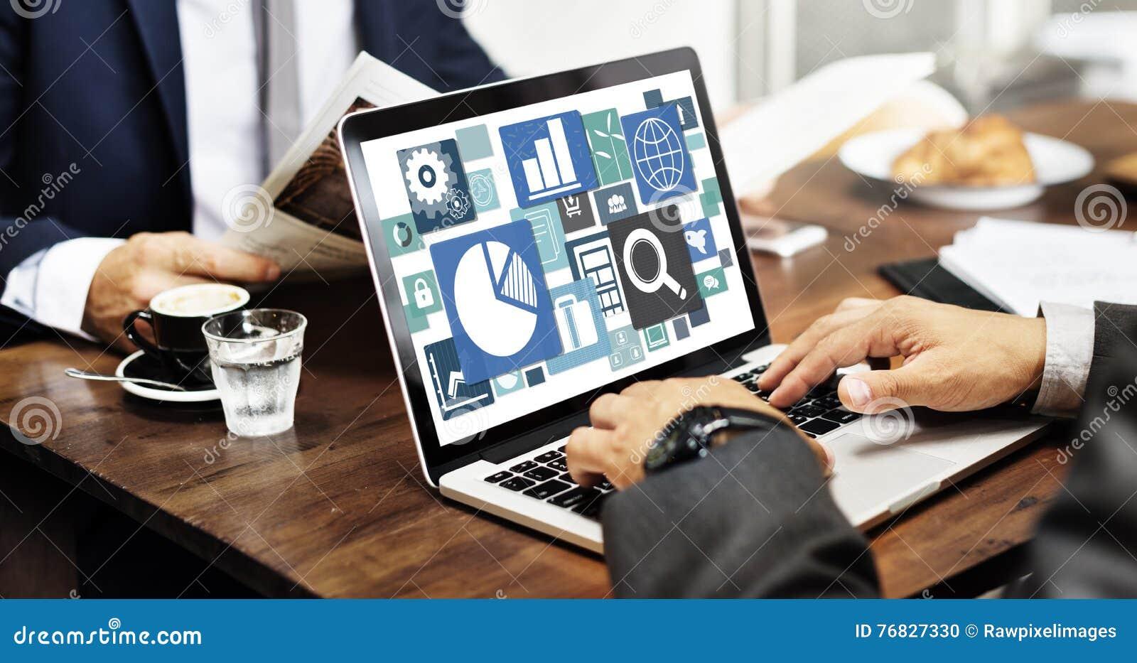 品牌公司业务计划营销管理概念