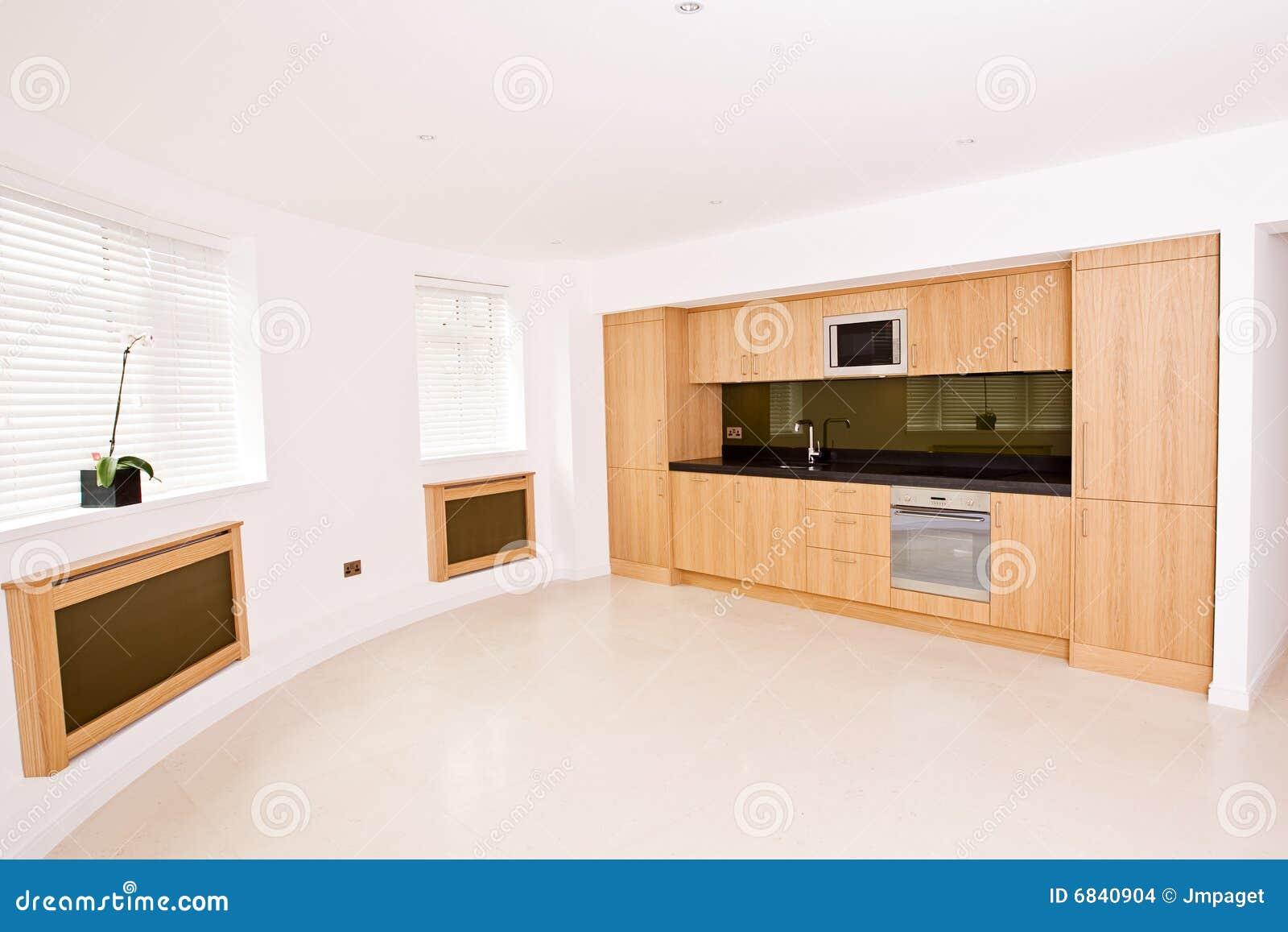 品牌厨房生存豪华新的空间