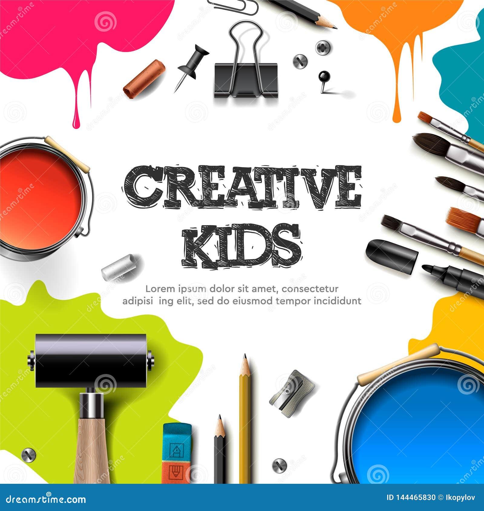 哄骗艺术工艺,教育,创造性类概念 E