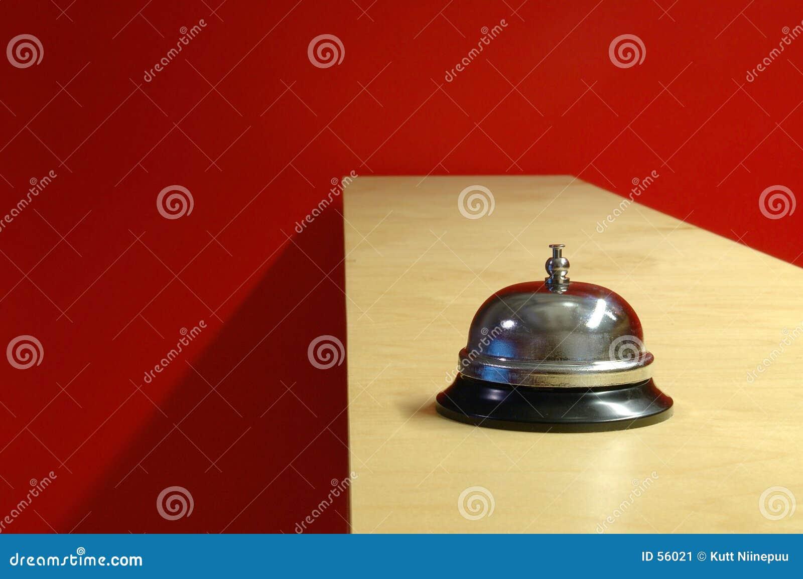 响铃水平的等候人员