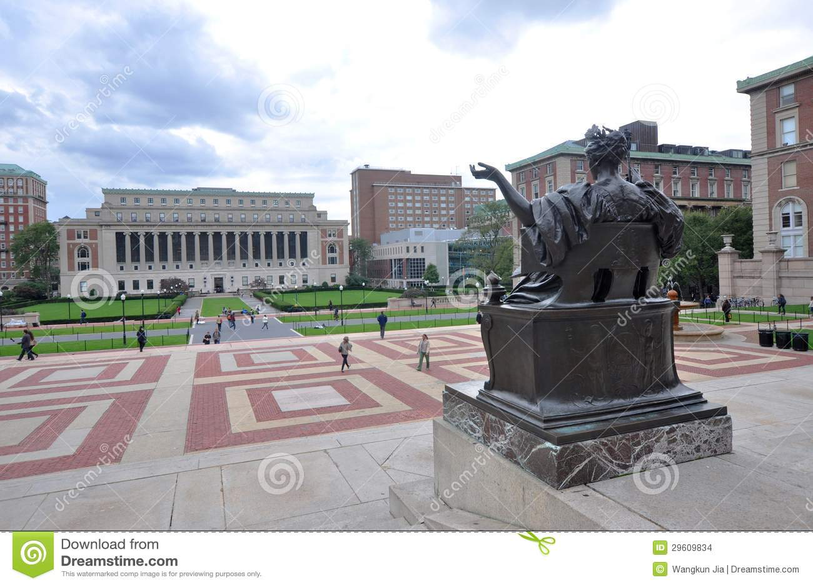 哥伦比亚大学在纽约