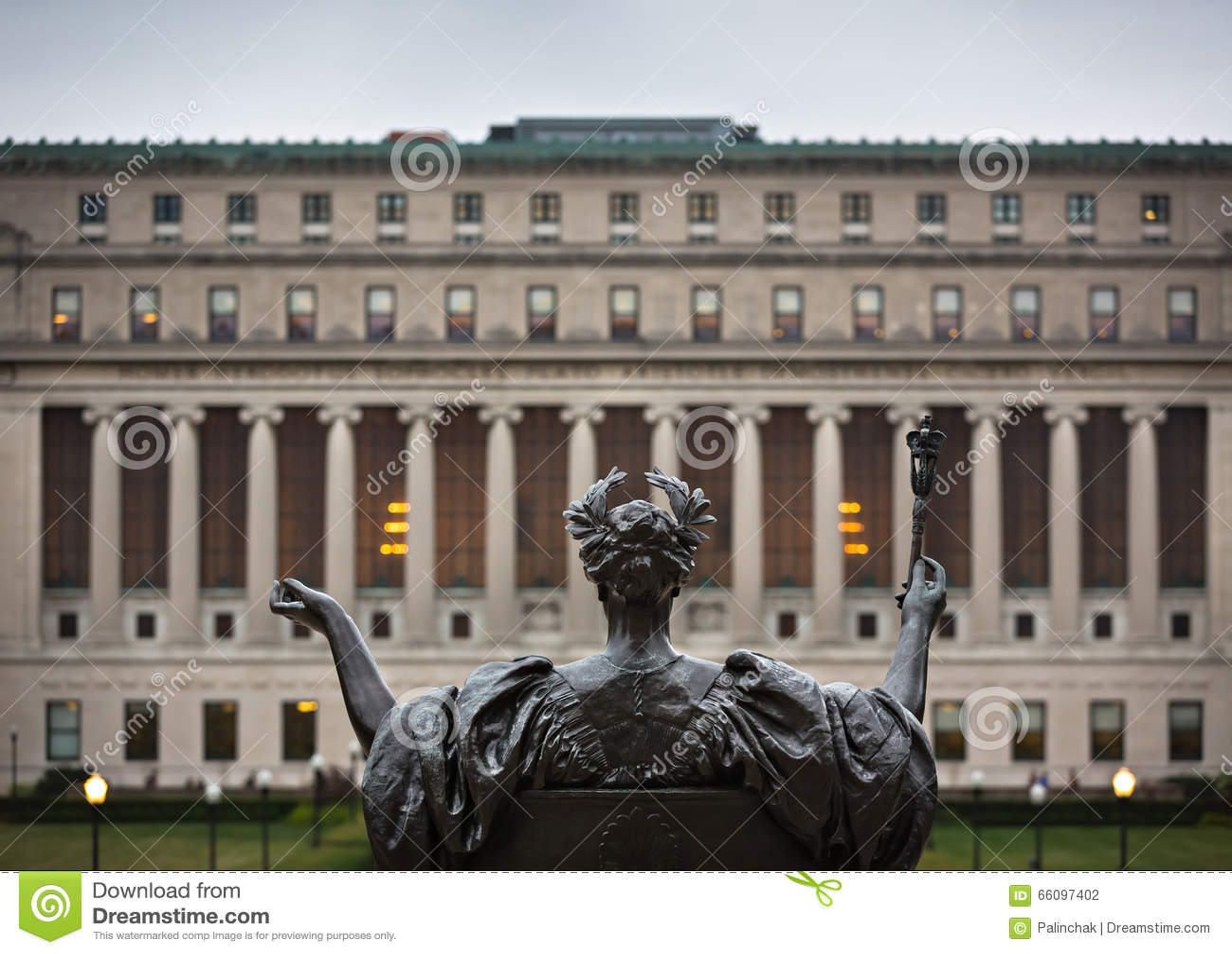 哥伦比亚大学,纽约,美国母校