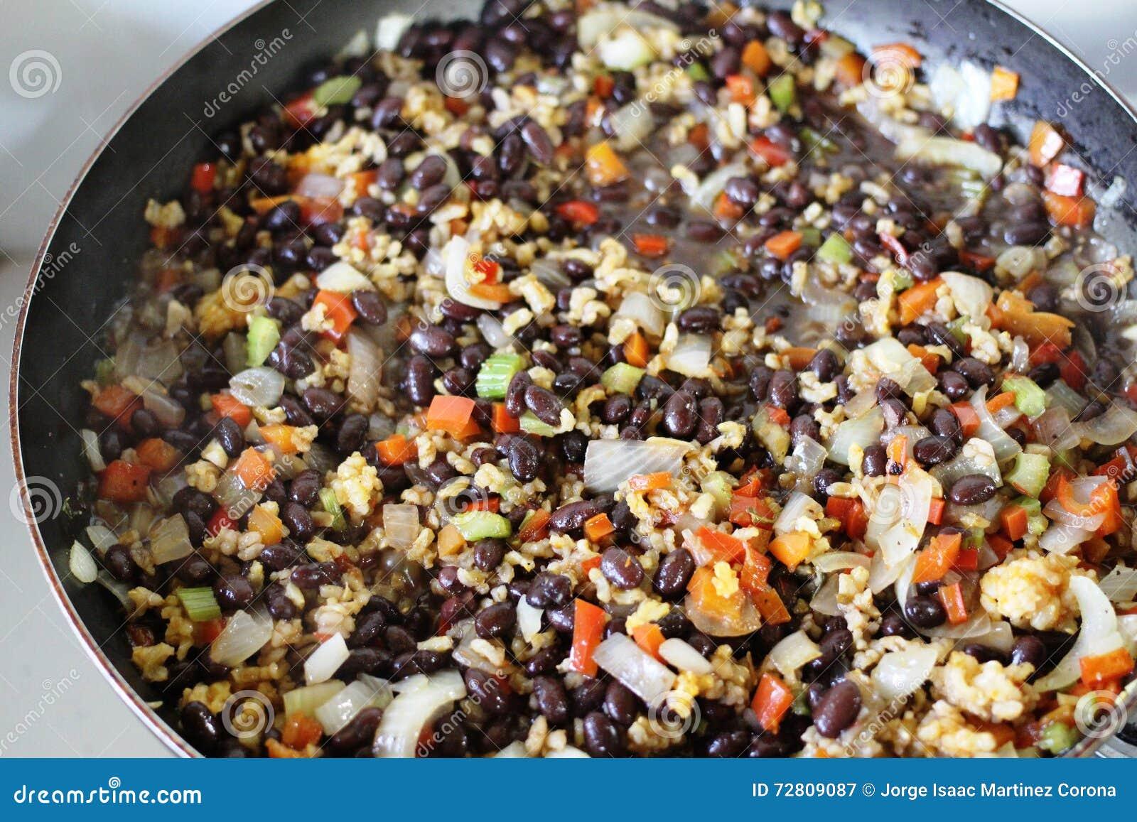 哥斯达黎加米和豆