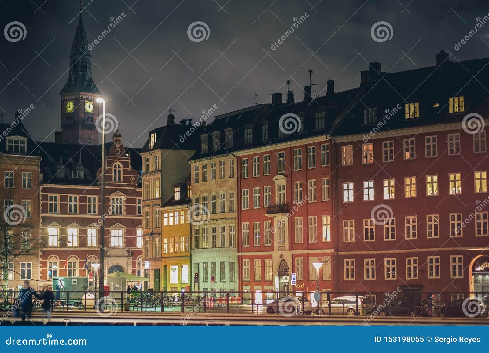 哥本哈根街道