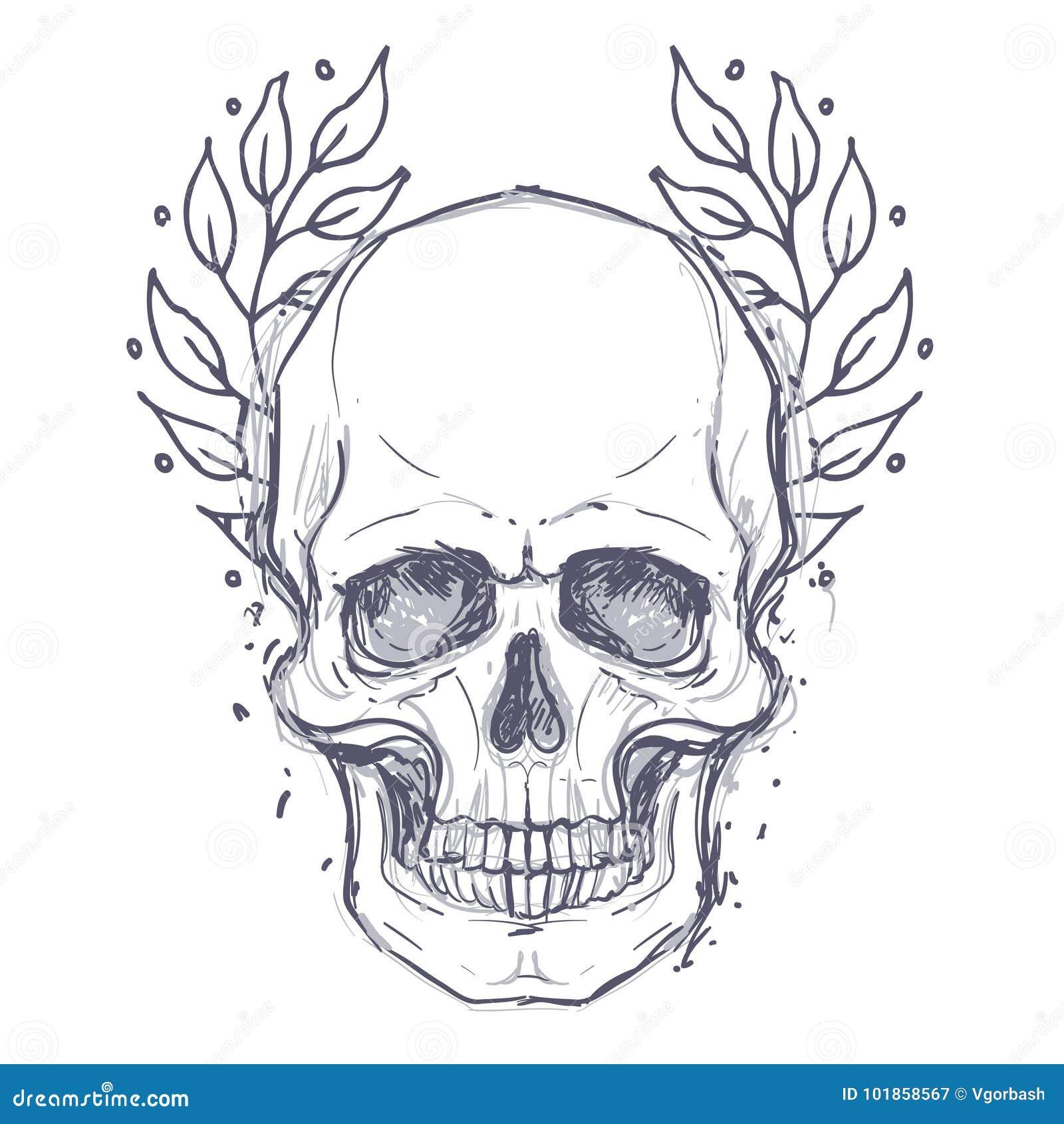 哥特式徽章有头骨的 另外的多孔黏土eps格式以图例解释者包括标签葡萄酒 减速火箭的传染媒介desi