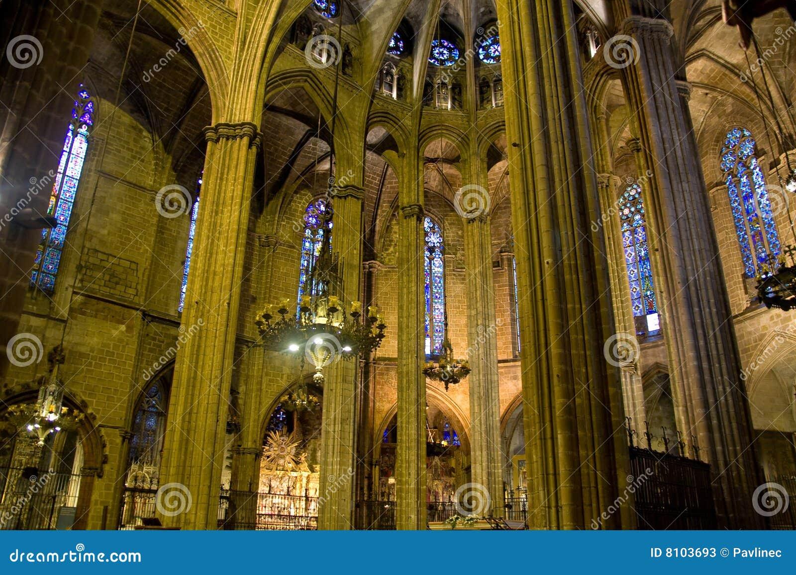 哥特式的教会图片